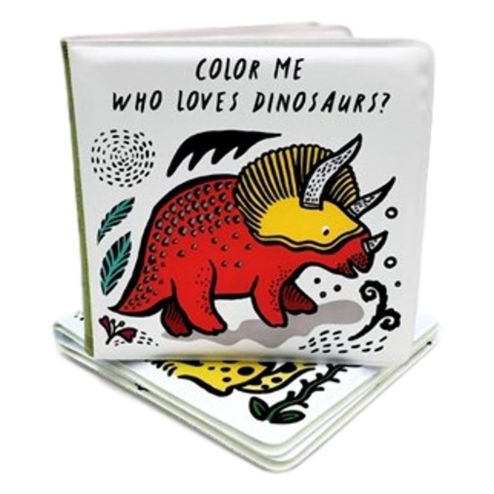 Who Loves Dinosaurs ? By Surya Sajnani