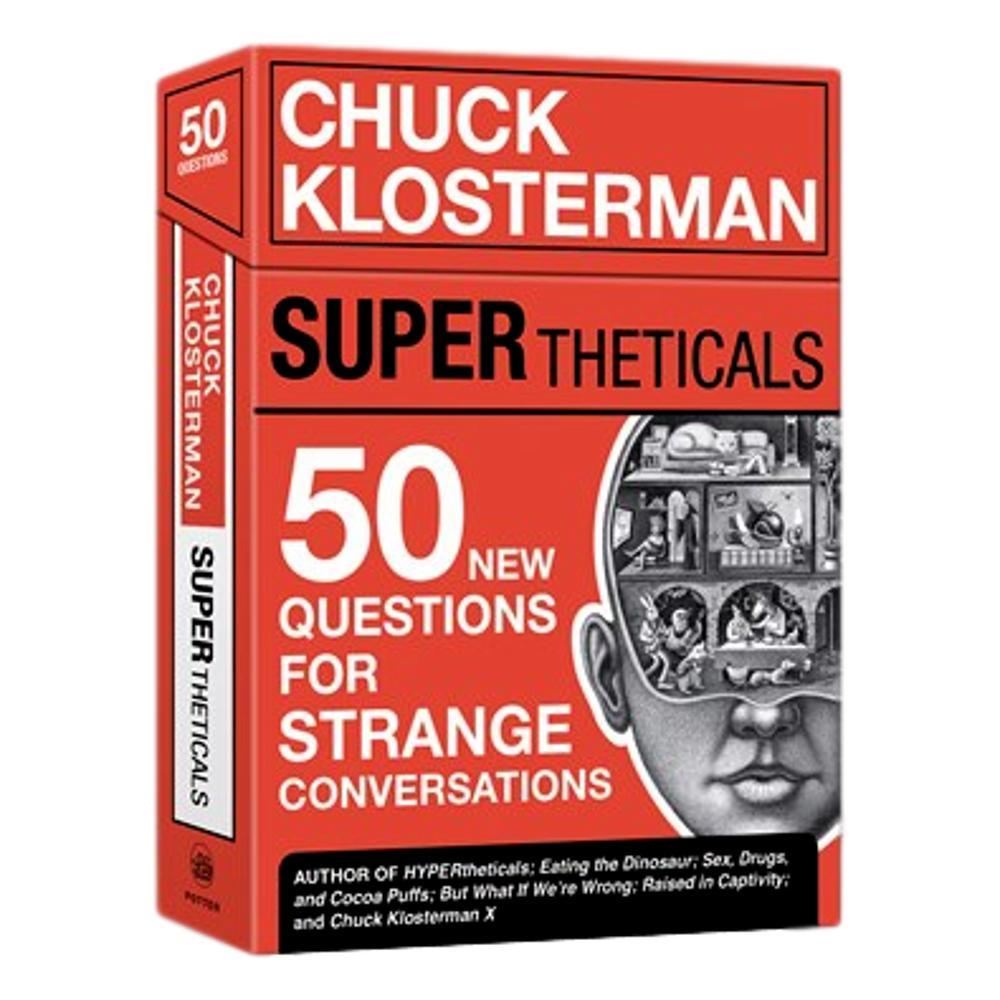 Supertheticals By Chuck Klosterman