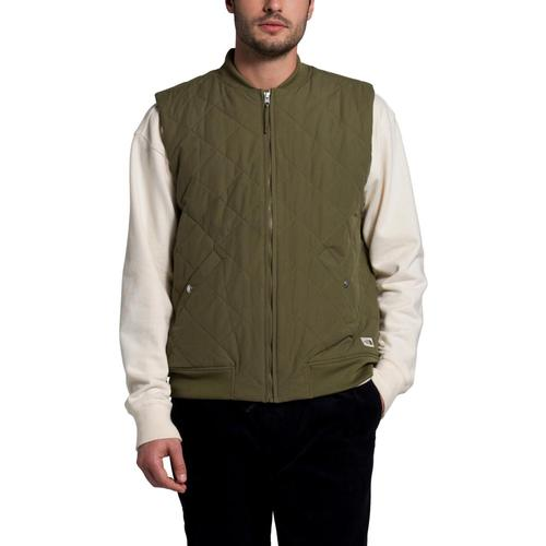 The North Face Men's Cuchillo Insulated Vest Green_7d6