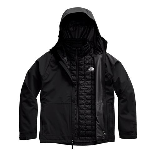 The North Face MenÕs Thermoball Eco Triclimate Jacket Black_kx7