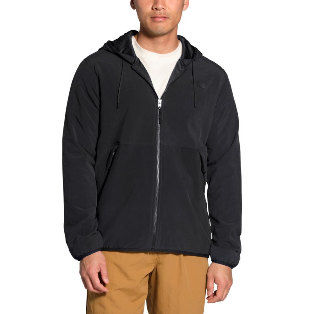 The North Face Men's Mountain Sweatshirt Full Zip Hoodie GREY_OC5