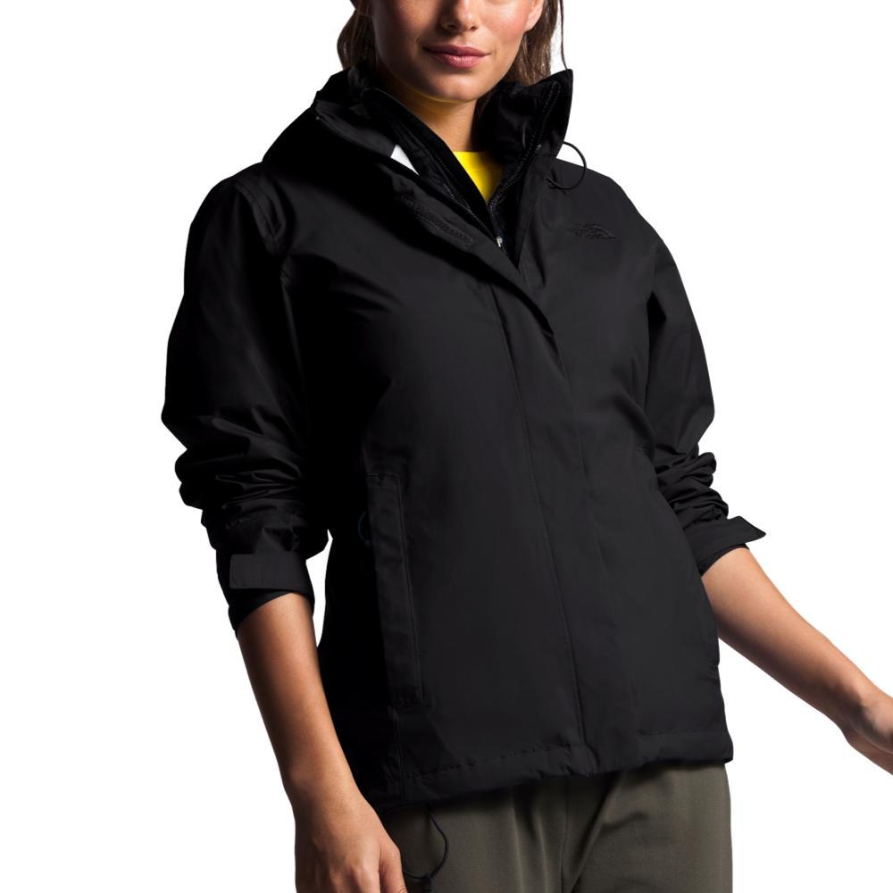 The North Face Women's Venture 2 Jacket BLACK_KX7