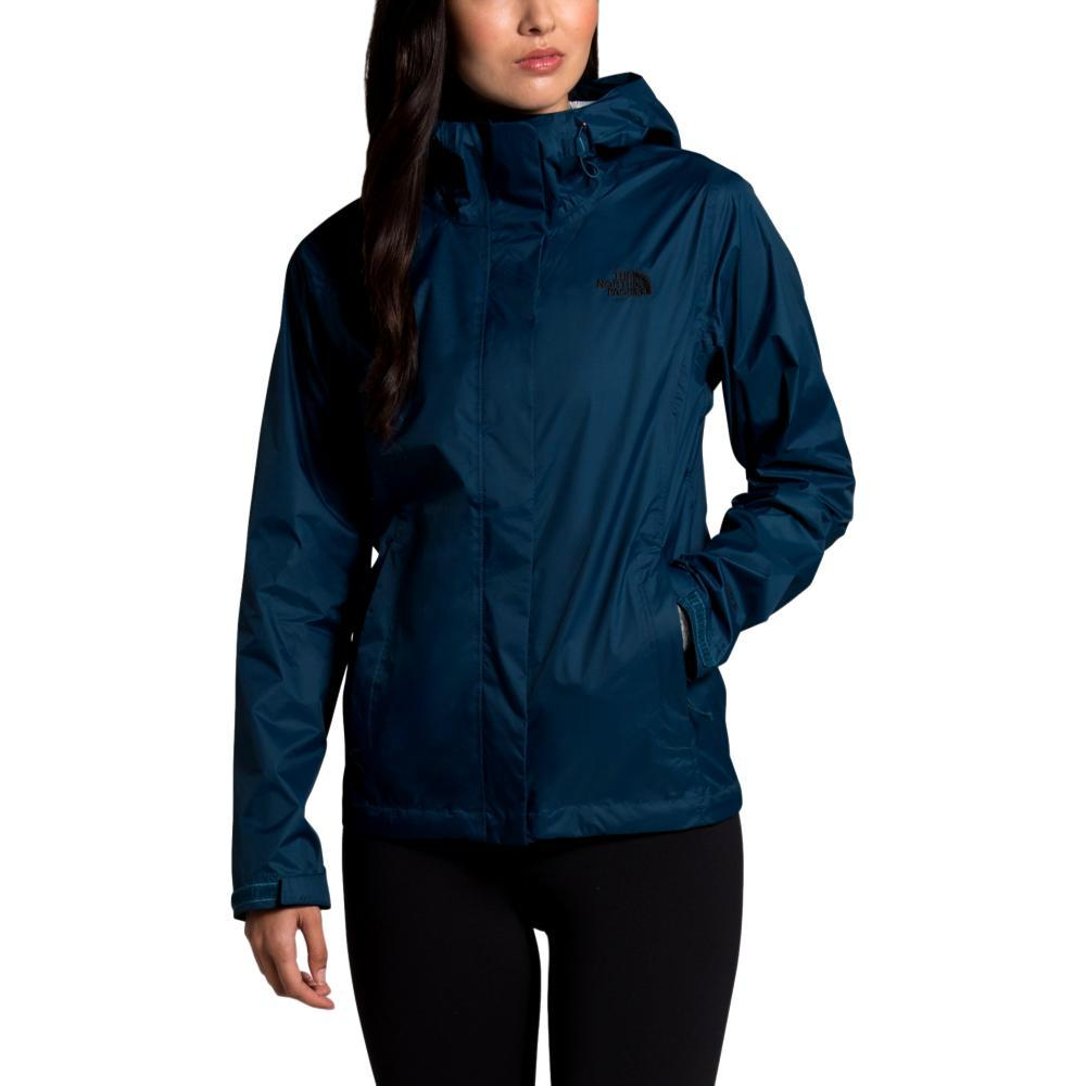 The North Face Women's Venture 2 Jacket TEAL_N4L