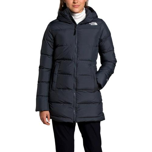 The North Face Women's Gotham Parka Grey_174