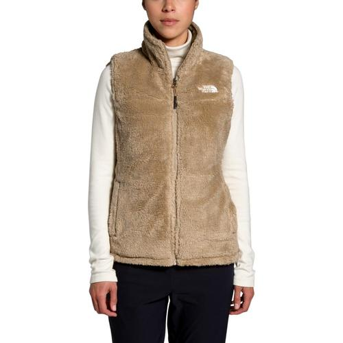 The North Face Women's Mossbud Insulated Reversible Vest Khaki_h7e
