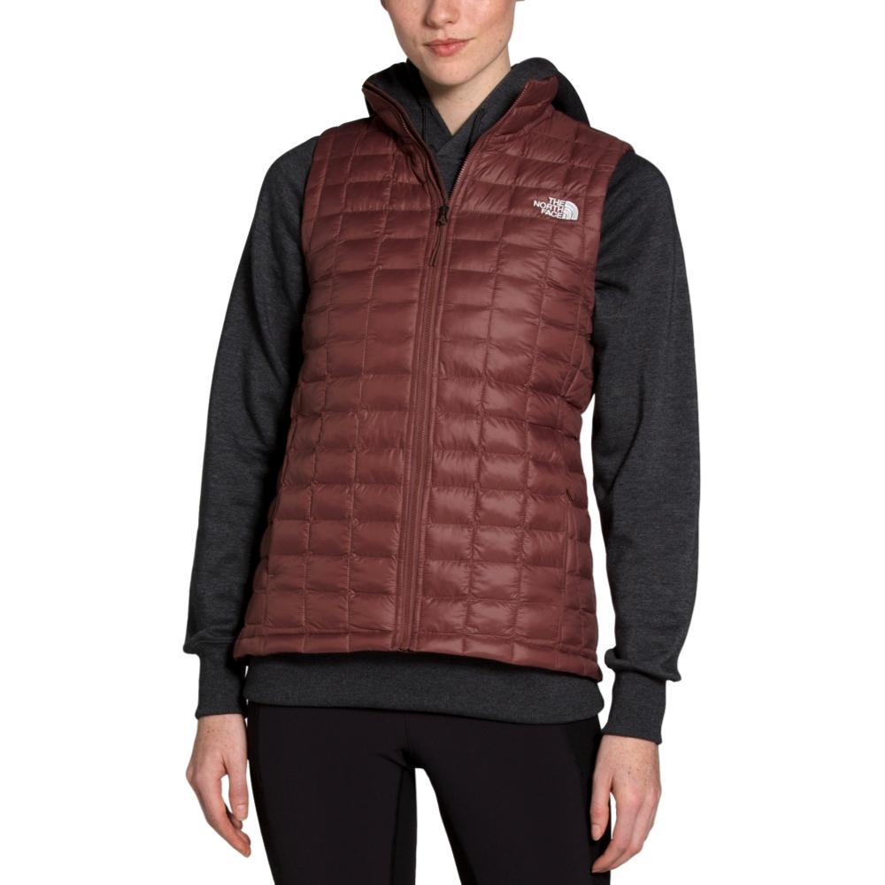 The North Face Women's ThermoBall Eco Vest PURPLE_UG7