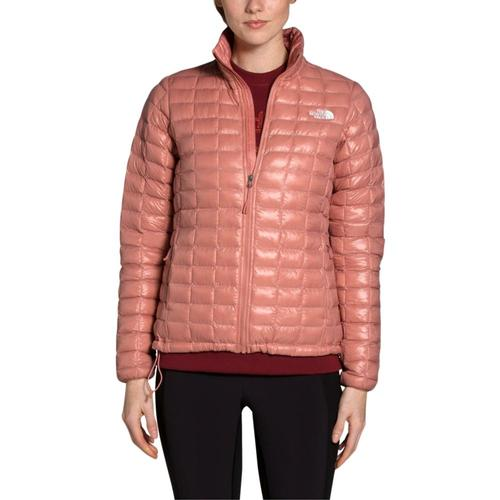 The North Face Women's ThermoBall Eco Jacket Pinkclay_r13