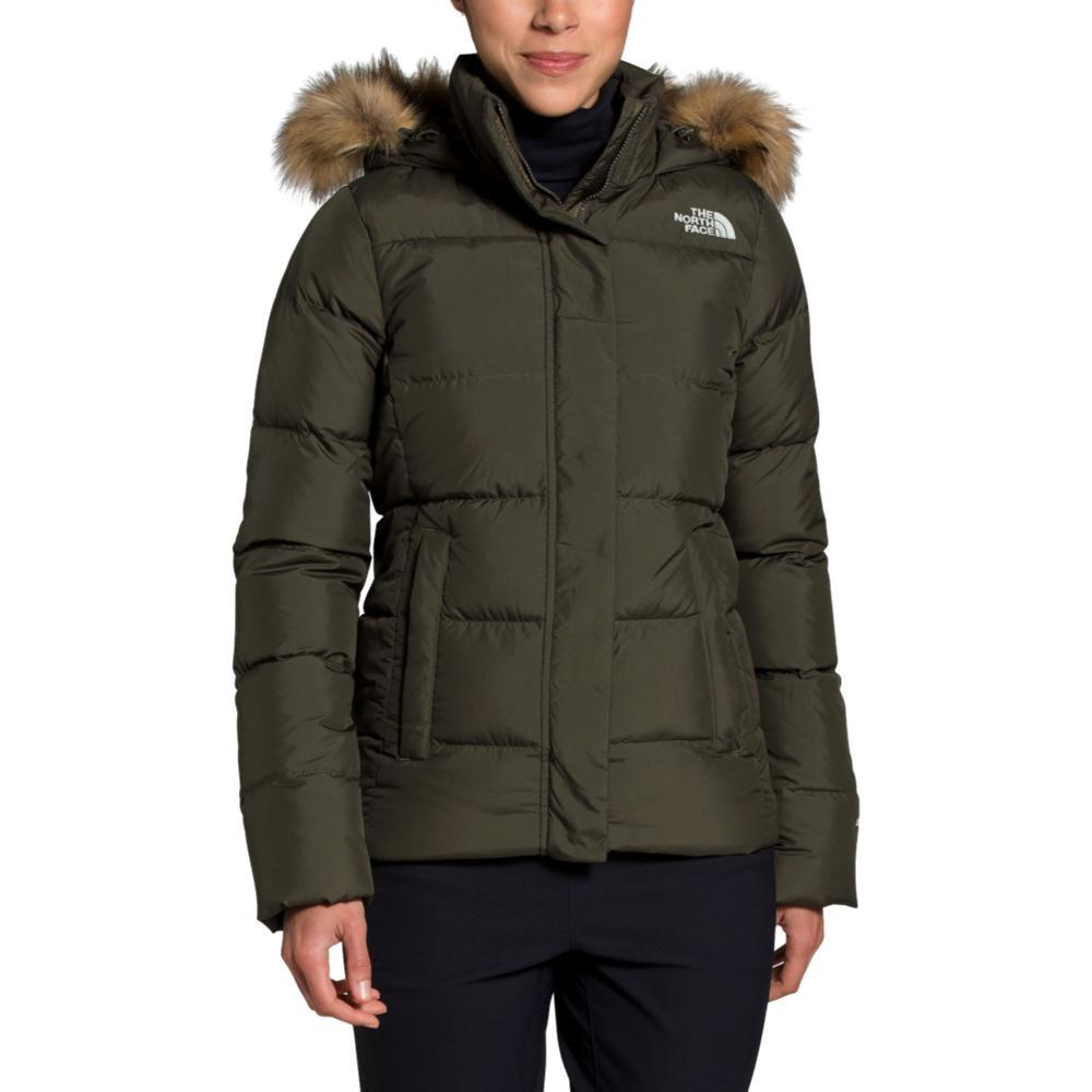The North Face Women's Gotham Jacket GREEN_21L
