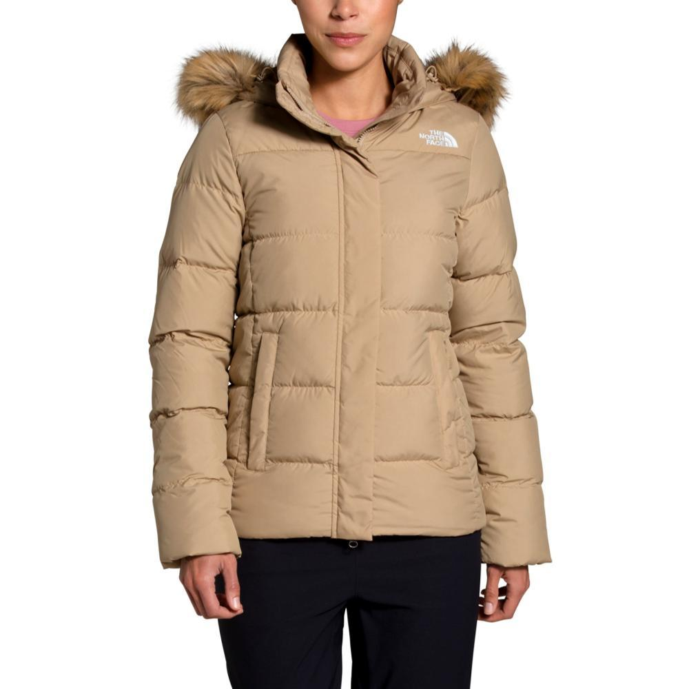The North Face Women's Gotham Jacket KHAKI_H7E