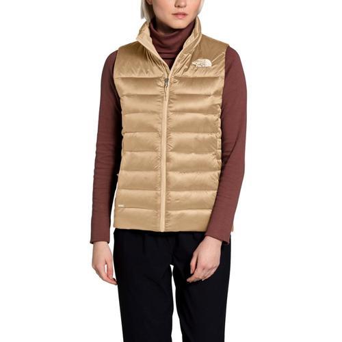 The North Face Women's Aconcagua Vest Khaki_h7e