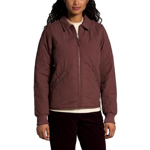 The North Face Women's Cuchillo Jacket Purple_q32