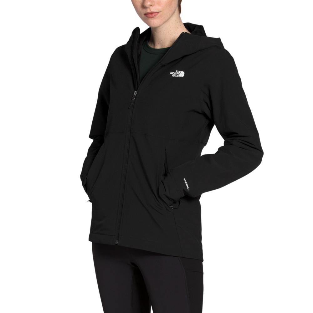 The North Face Women's Shelbe Raschel Hoodie BLACK_JK3