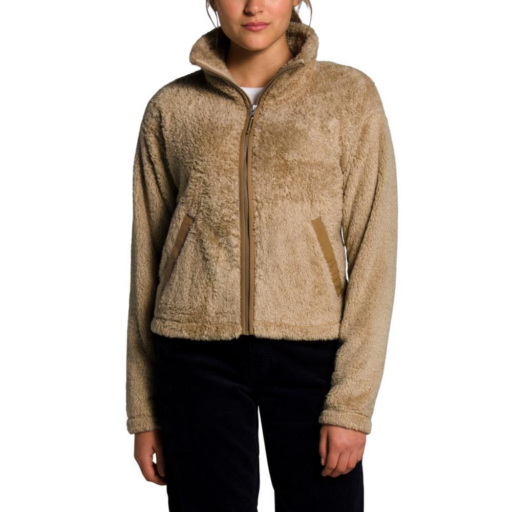 The North Face Women's Furry Fleece 2.0 Jacket KHAKI_TC6