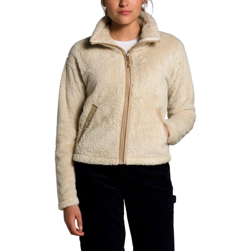 The North Face Women's Furry Fleece 2.0 Jacket SAND_U41