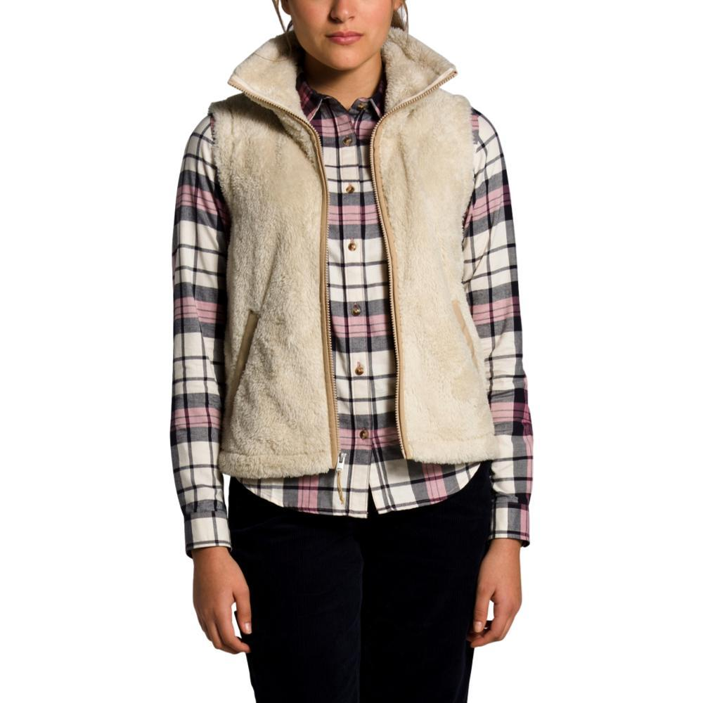 The North Face Women's Furry Fleece Vest SAND_U41