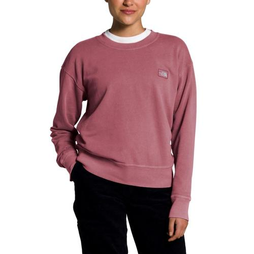 The North Face Women's Berkeley Crew Shirt Mesarose_tpu