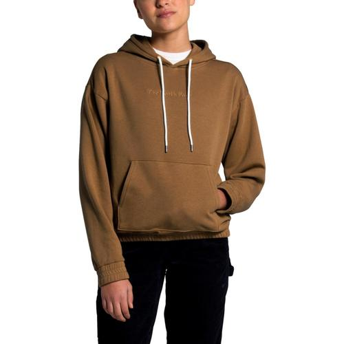 The North Face Women's Rogue Pullover Hoodie Brown_173