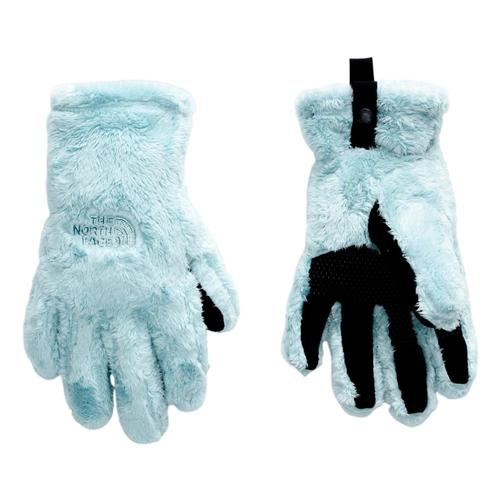 The North Face Girls Osito Etip Gloves Strblu_q35