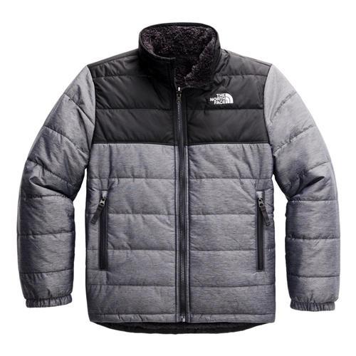 The North Face Boys Reversible Mount Chimborazo Jacket Gryhthr_dyy