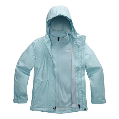 The North Face Girls Mt. View Triclimate Jacket Stblu_q35