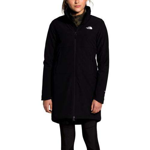 The North Face Women's Shelbe Raschel Parka Black_jk3