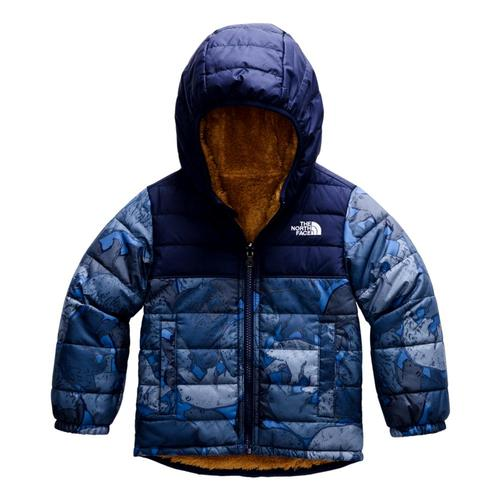 The North Face Toddler Boys Reversible Mount Chimborazo Hoodie Nvybear_su2