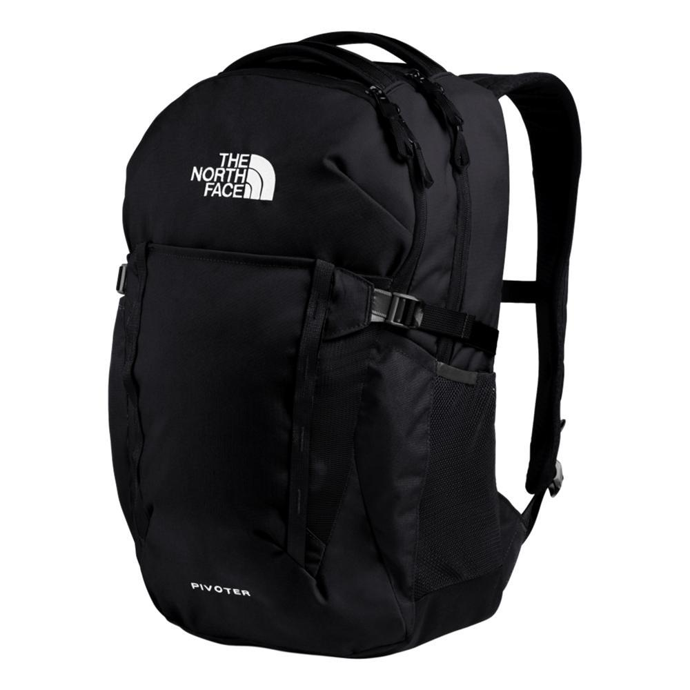 The North Face Pivoter Backpack BLACK_JK3