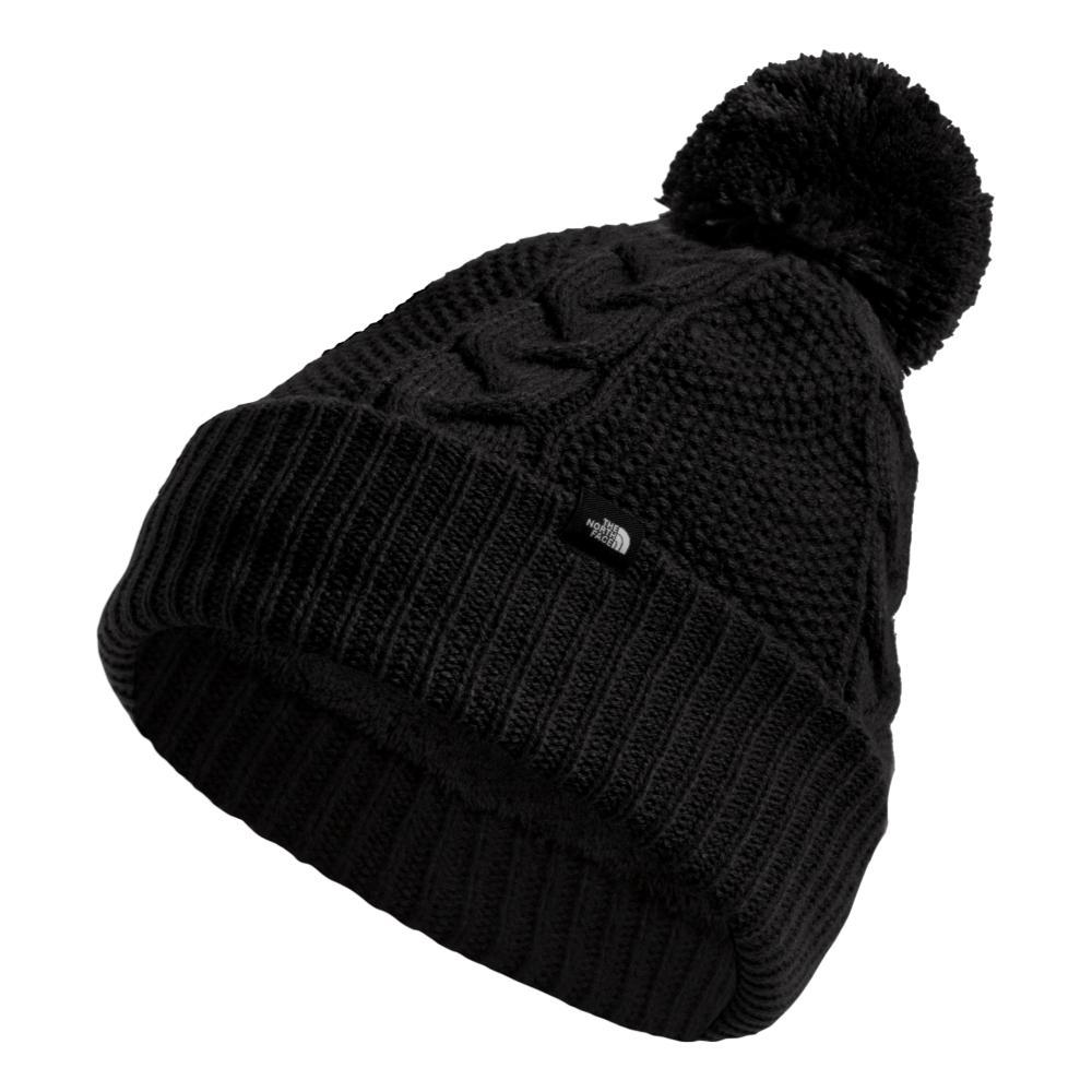 The North Face Women's Cable Minna Beanie TNFBLK_JK3