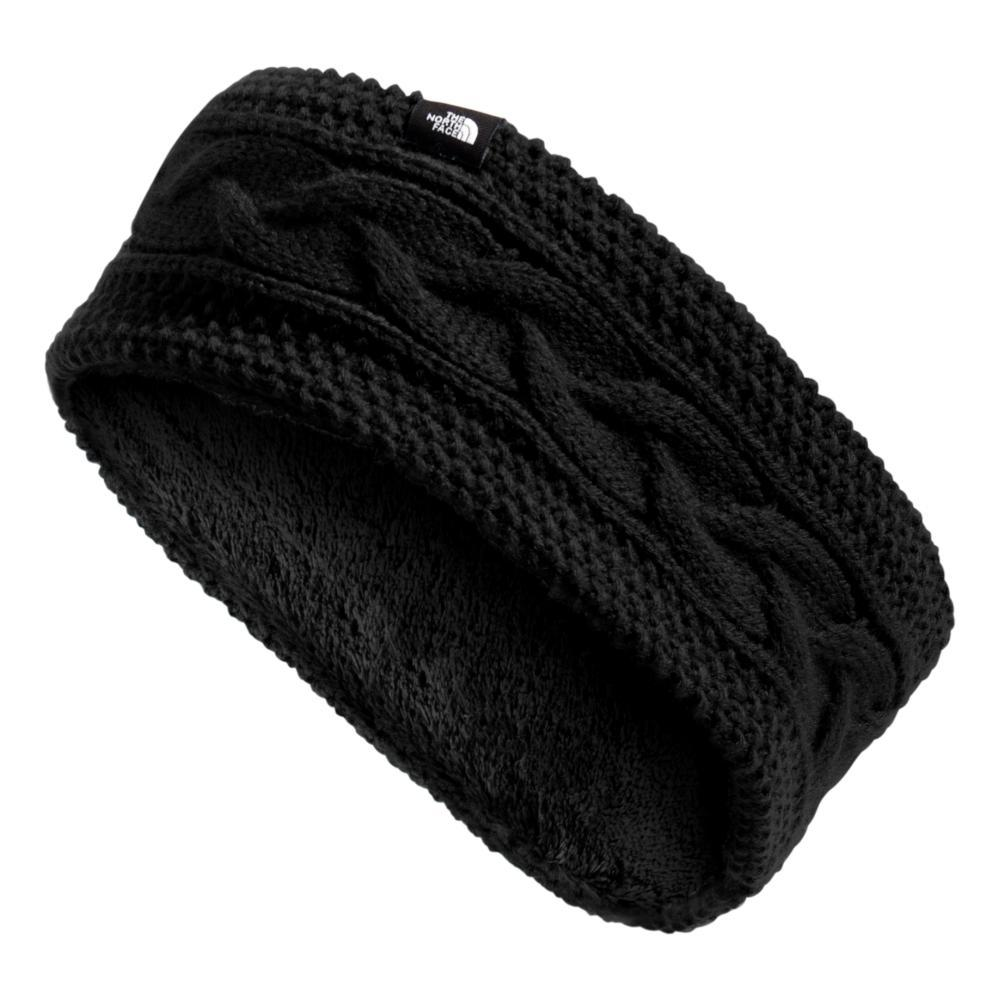 The North Face Women's Cable Minna Earband TNFBLK_JK3