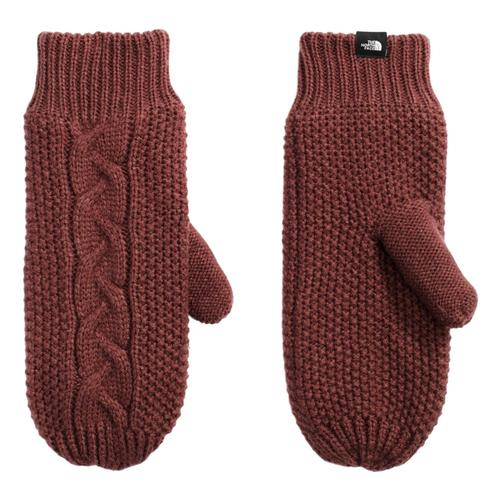 The North Face Cable Minna Mitts Purple_q32