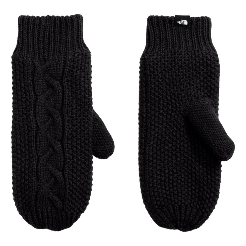 The North Face Cable Minna Mitts TNFBLK_JK3
