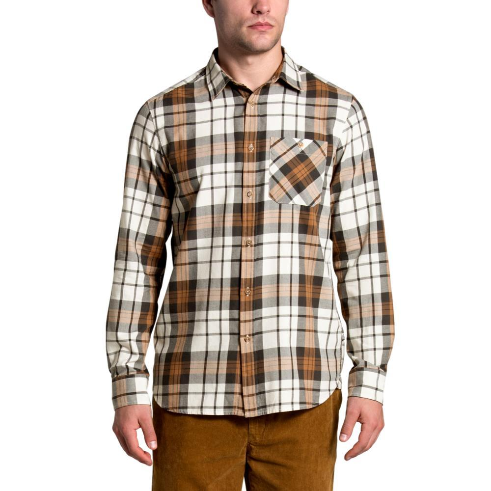 The North Face Men's Long Sleeve Hayden Pass 2.0 Shirt WHITE_TR6