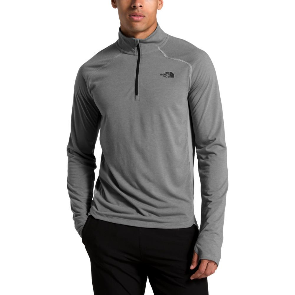 The North Face Men's Essential 1/4 Zip Pullover MEDGREY_DYY