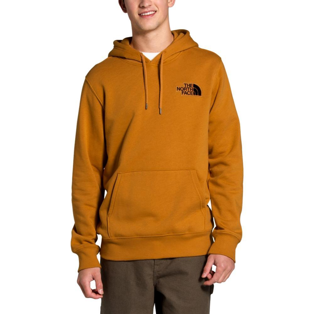 The North Face Men's Patch Pullover Hoodie YELLOW_HBX