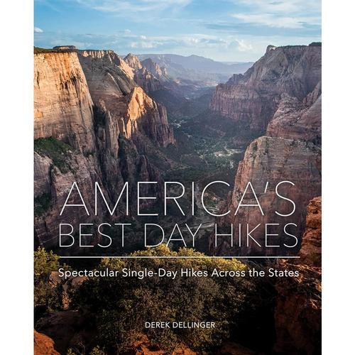America's Best Day Hikes by Derek Dellinger