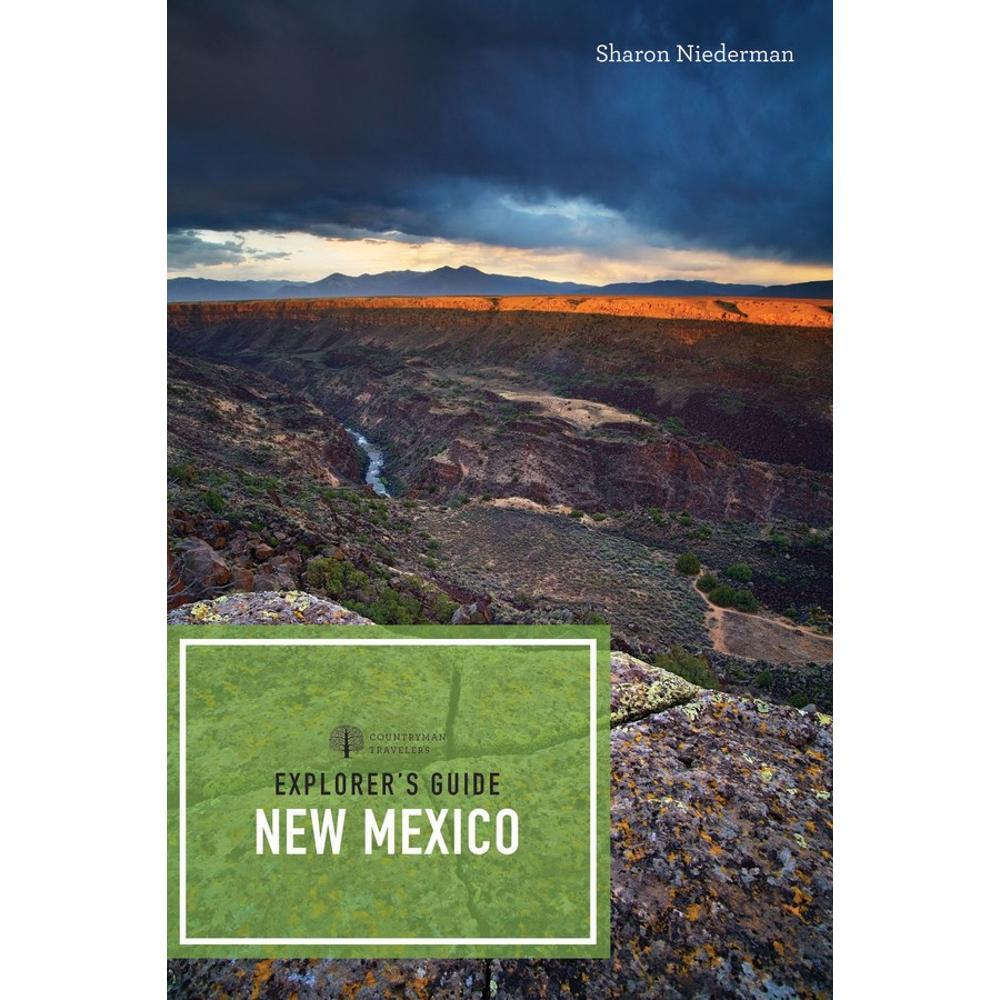 Explorer's Guide New Mexico by Sharon Niederman EXPLORER