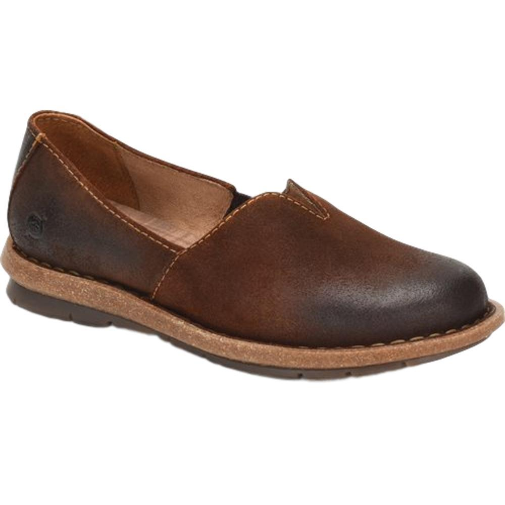 Born Women's Tropi Shoes BROWN.DS