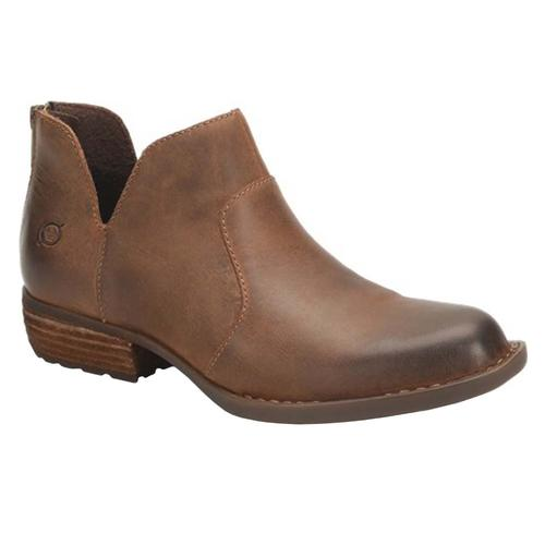 Born Women's Kerri Boots Brown.Fg