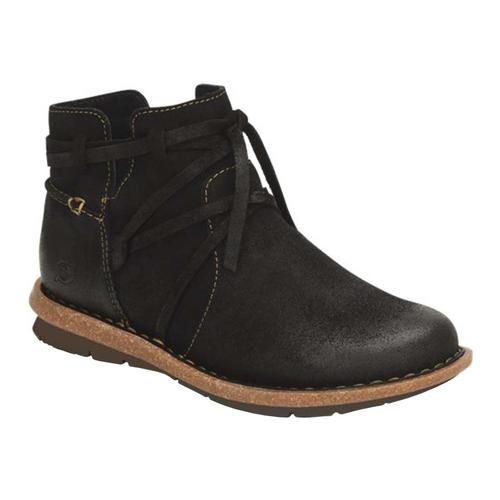 Born Women's Tarkiln Boots Black.Ds