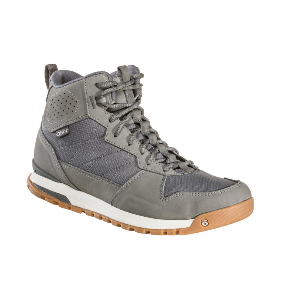 Oboz Men's Bozeman Mid Hiking Boots STEEL
