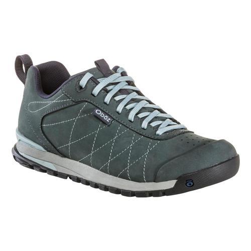 Oboz Women's Bozeman Low Leather Shoes Slate