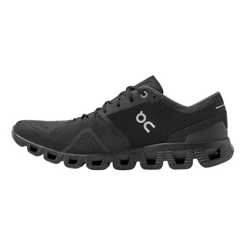 On Men's Cloud X Running Shoes Blk.Asph