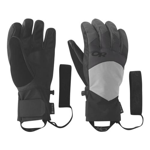 Outdoor Research Men's Fortress Sensor Gloves Storm_1344