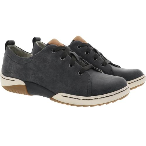 Dansko Women's Renae Shoes Blk.Vtg.Npa
