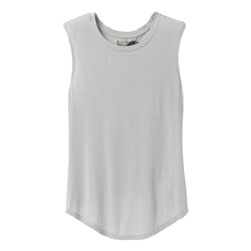 prAna Women's Rogue Sleeveless Top Stormcloud