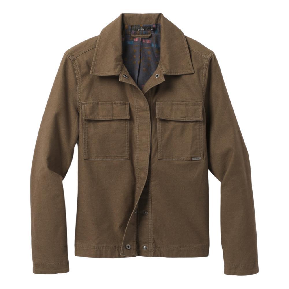 prAna Women's Nikit Jacket SLATEGREEN