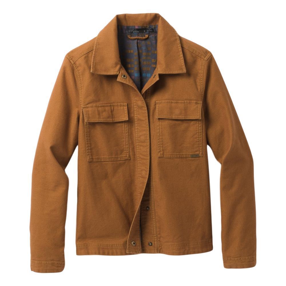 prAna Women's Nikit Jacket WALNUT