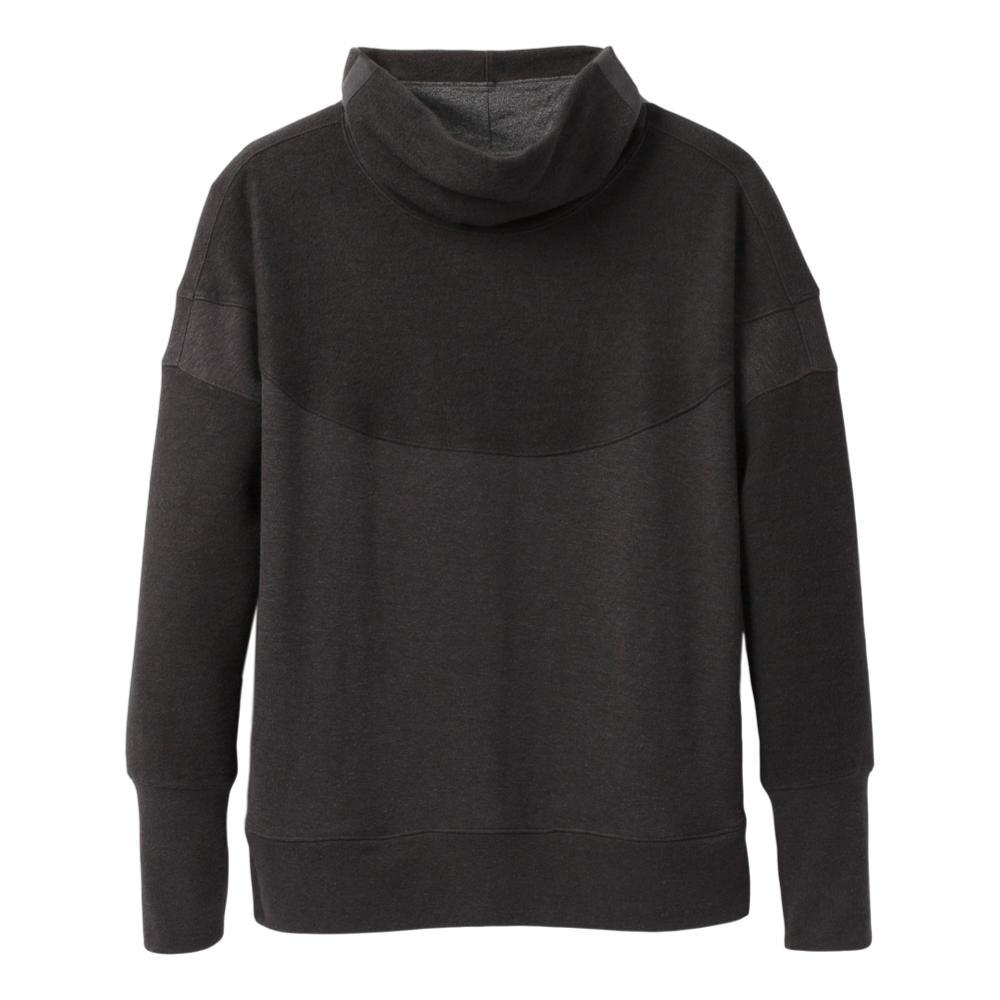 prAna Women's Cozy Up Turtleneck CHARCOALHTHR