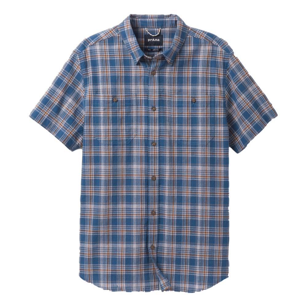prAna Men's Watchman Shirt ADMIRALBLUE