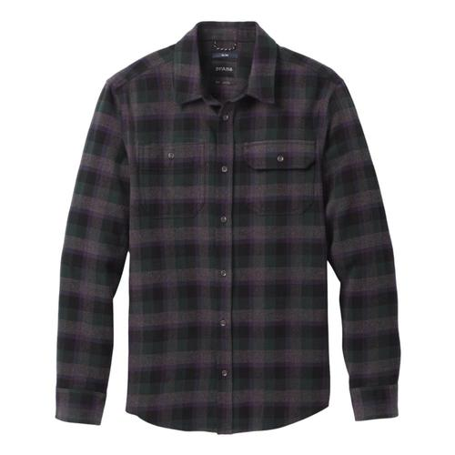 prAna Men's Hatcher Flannel Batik